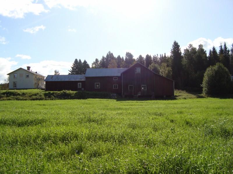Vårt hus och stall/snickarboa/verkastad/ladugård/hönshus