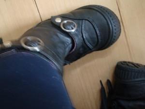 Bettys stövlar/Boots finns på Din sko.