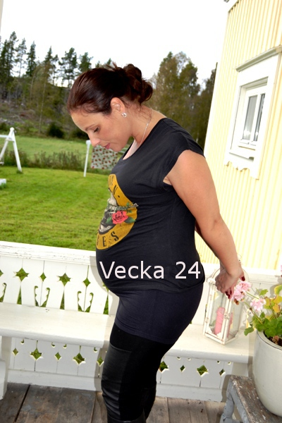 viktuppgång gravid vecka för vecka