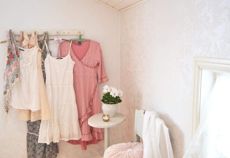 Bild på vårt sovrum