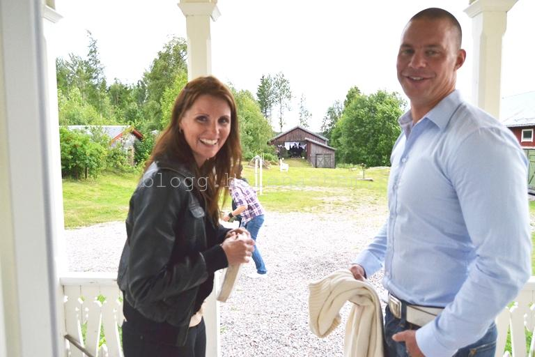 Ulrika & Marcus snart fru och man