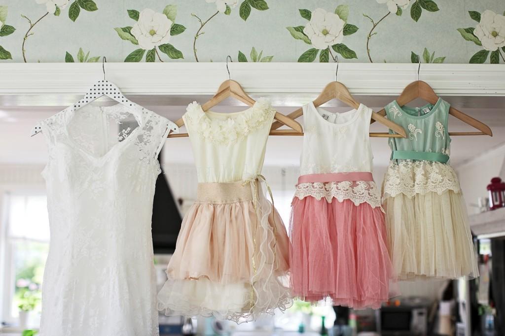 Min brudklänning, Bettys, Tyras och Meyas