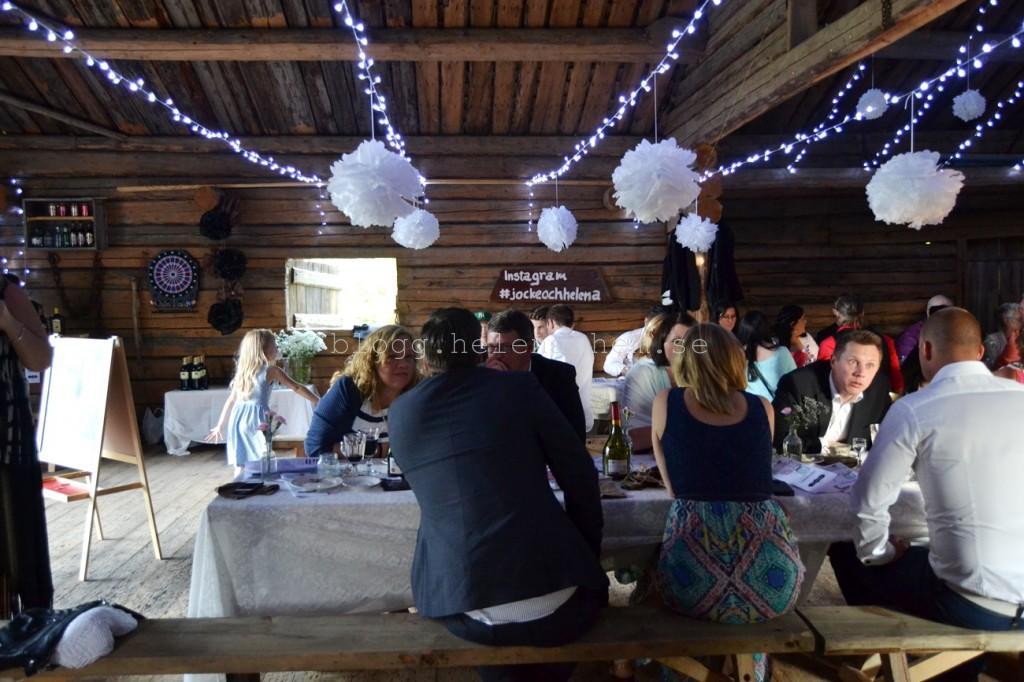 Några av våra fina bröllopsgäster :)