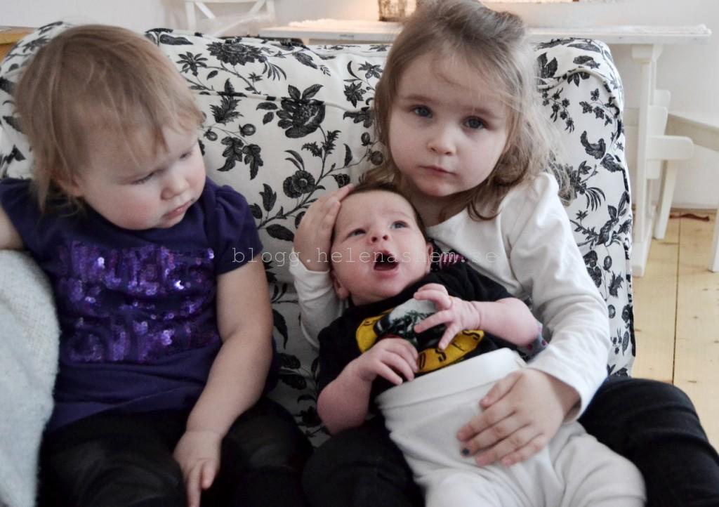 De tre bästa tjejerna i hela världen -såklart!
