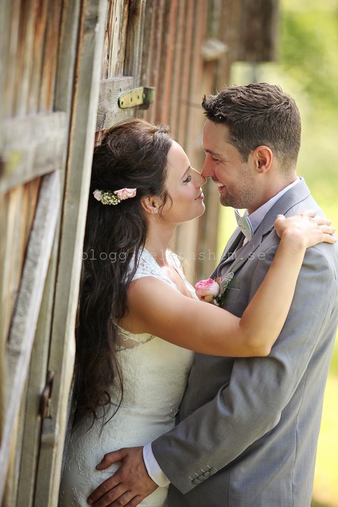 Gifta 10 månader idag! Älskar dej.