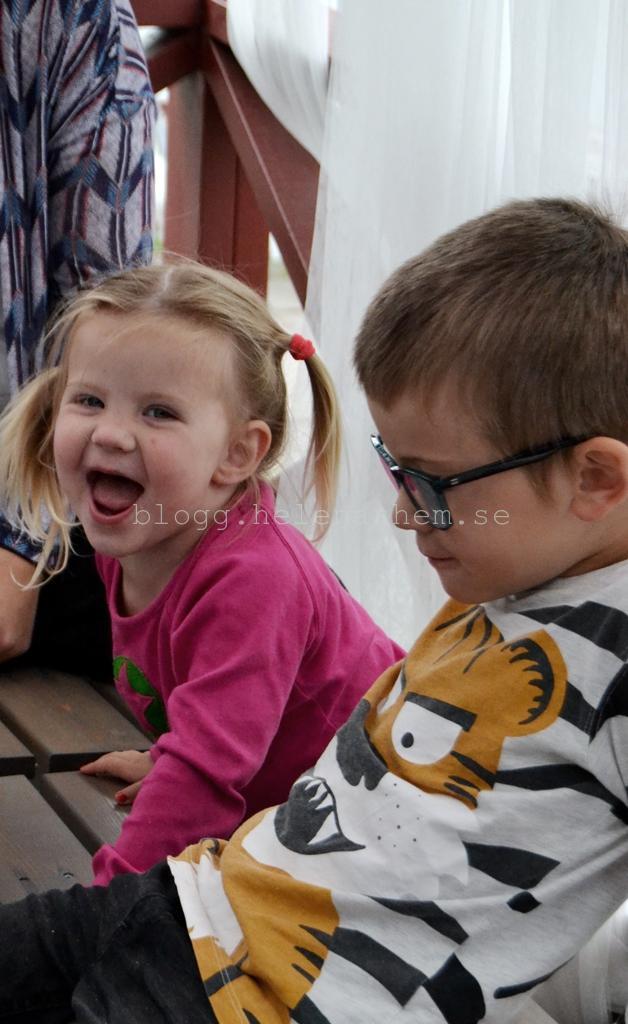 Söta syskonen Tilda & Theodor