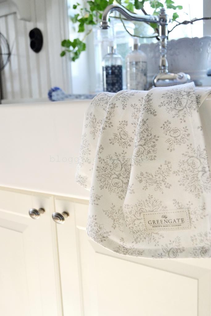Ljuvlig handduk från GreenGate
