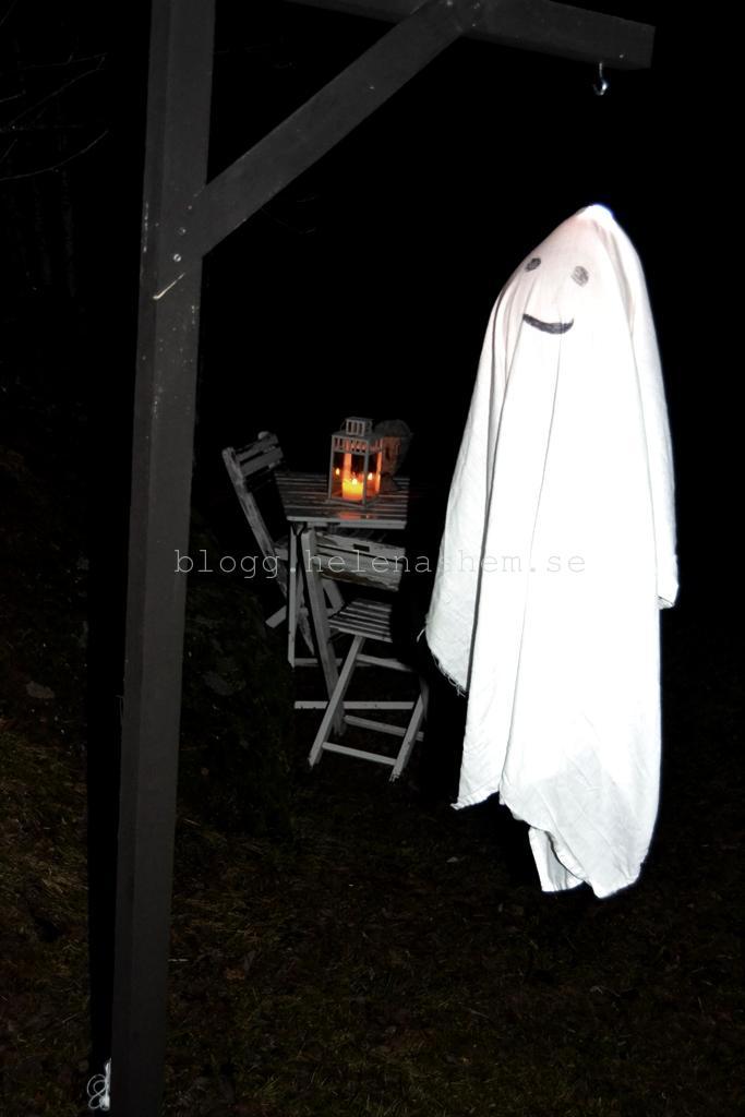 Fast det var ett snällt spöke :)